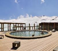 Valle Nevado Tours 2017 - 2018 - Heated Pool