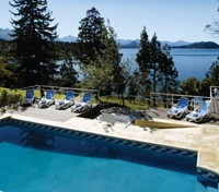 Bariloche Tours 2017 - 2018 -  Pool and View