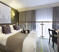 London Tours 2017 - 2018 - Citadines Prestige South Kensington One Bedroom
