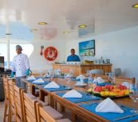Galapagos Cruise Tours 2017 - 2018 - Dining