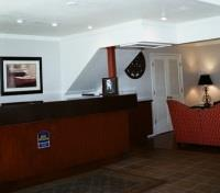 Crescent City Tours 2017 - 2018 -  Best Western PLUS Northwoods Inn Lobby