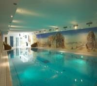 Zermatt Tours 2017 - 2018 -  Julen Hotel Zermatt Indoor Swimming Pool