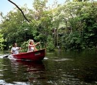 Mossman Tours 2017 - 2018 -  Canoeing