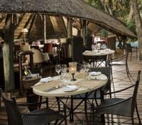 Selous Tours 2019 - 2020 - Dining Area