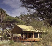 Kenya Active Adventure Tours 2019 - 2020 -  Camp