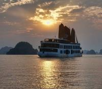 Vietnam in Style Tours 2020 - 2021 -  Emperor Cruise at Sunset