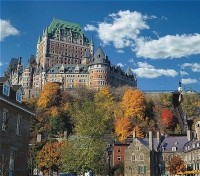 Quebec City Tours 2017 - 2018 -  Fairmont Le Chateau Frontenac