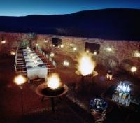 Eastern Cape Reserves Tours 2017 - 2018 -  Outdoor Dining