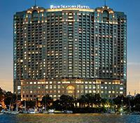 Egypt, Jordan & Israel in Style Tours 2018 - 2019 -  Four Seasons Hotel Cairo at Nile Plaza Exterior