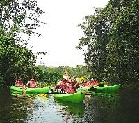 Gamboa Tours 2017 - 2018 - Gamboa Rainforest Resort - Kayaking