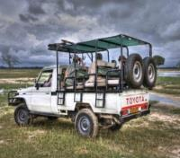Hwange National Park Tours 2017 - 2018 - Game Drive Experience