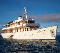 Galapagos Cruise Tours 2017 - 2018 -  M/Y Grace