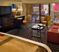 New York City Tours 2017 - 2018 -  Times Square View Guest Room