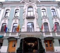 St. Petersburg Tours 2017 - 2018 -  The Helvetia Hotel (4*)