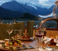 Argentina Active Adventure Tours 2020 - 2021 -  Don Los Cerros del Chalten Dining