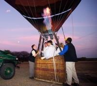 Kapama Private Game Reserve Tours 2017 - 2018 - Hot Air Ballooning