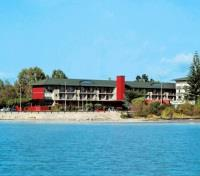 New Zealand Grand Tour Tours 2017 - 2018 -  Sudima Lake Rotorua Hotel