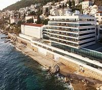 Culinary Croatia Tours 2017 - 2018 -  Hotel Excelsior Exterior