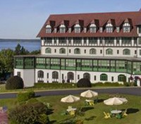 St Andrews-by-the-Sea Tours 2017 - 2018 -  Fairmont Algonquin
