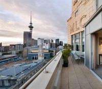 Auckland Tours 2017 - 2018 -  Beautiful View Outside the Scenic Auckland Hotel