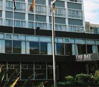 New Zealand Grand Tour Tours 2017 - 2018 -  Bay Plaza Hotel Entrance