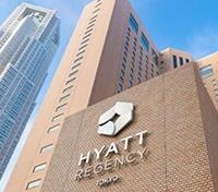 Japan: City Lights & Sacred Sites Tours 2019 - 2020 -  Hyatt Regency Tokyo Exterior