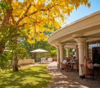 Victoria Falls Tours 2017 - 2018 - Dining