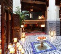 Morocco Exclusive Tours 2019 - 2020 -  Beautiful Indoor Fountains