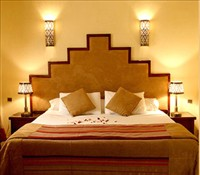 Morocco Exclusive Tours 2017 - 2018 -  Le Berbere Palace Room