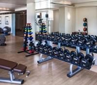 Los Angeles Tours 2017 - 2018 - Fitness Center