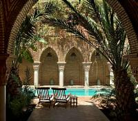 Marrakech Tours 2017 - 2018 -  La Sultana - Swimming Pool