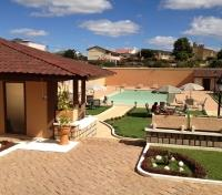 Antsirabe Tours 2017 - 2018 -  Pool and Garden
