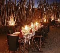 Sabi Sands Tours 2017 - 2018 - Outdoor Dining
