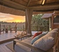 South Luangwa National Park Tours 2020 - 2021 -  Lion Camp Private Deck