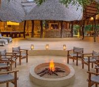 South Luangwa National Park Tours 2020 - 2021 -  Lion Camp Firepit