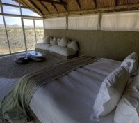 Namibia Exclusive Tours 2017 - 2018 -  Little Kulala Lodge - Guest Room