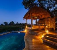 Okavango Tours 2017 - 2018 -  Little Mombo Pool