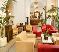 Prague Tours 2017 - 2018 -  Hotel Paris Lobby