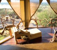 Tanzania Highlights Tours 2019 - 2020 -  Deck Lounge