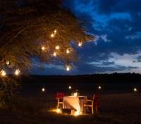 Masai Mara Tours 2017 - 2018 - Bush Dining