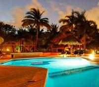 Playa del Carmen Tours 2017 - 2018 -  Mahekal Beach Resort Pool