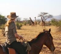 Manyara Tours 2017 - 2018 -  Conservancy Safari by Horseback