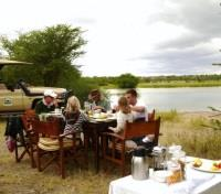Manyara Tours 2017 - 2018 -  Conservancy Sundowners & Meals