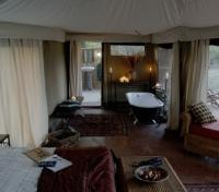 South Luangwa National Park Tours 2017 - 2018 -  Tent Interior