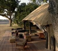 South Luangwa National Park Tours 2017 - 2018 -  Tent Deck