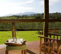 Rwanda Gorillas & Serengeti Safari Tours 2018 - 2019 -  View from Suite