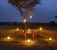 Kenya's Northern Frontier Tours 2019 - 2020 -  Bush Dining