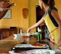 Kibale National Park Tours 2017 - 2018 - Make your own pizza