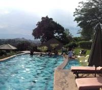 Kibale National Park Tours 2017 - 2018 - Swimming Pool