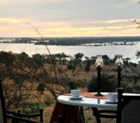 Victoria Falls to the Okavango Delta Tours 2019 - 2020 -  Outdoor Dining